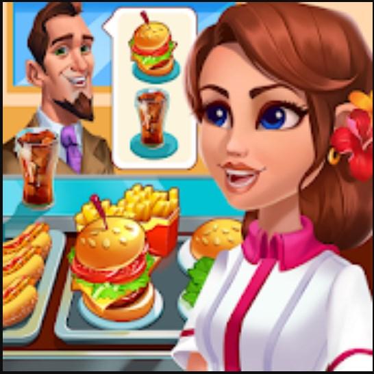 """العاب طبخ للبنات 2021 """"Kitchen Craze Kitchen"""" تطبيق متجر جوجل بلاي"""