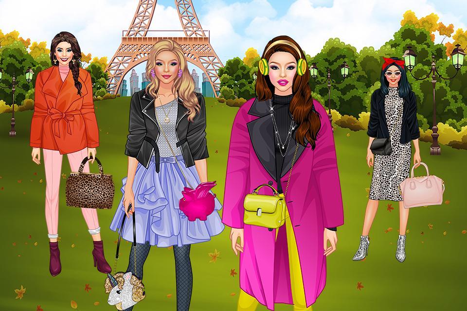 لعبة رحلة الموضة 2021 أحدث العاب البنات للموضة والتلبيس جوجل بلاي
