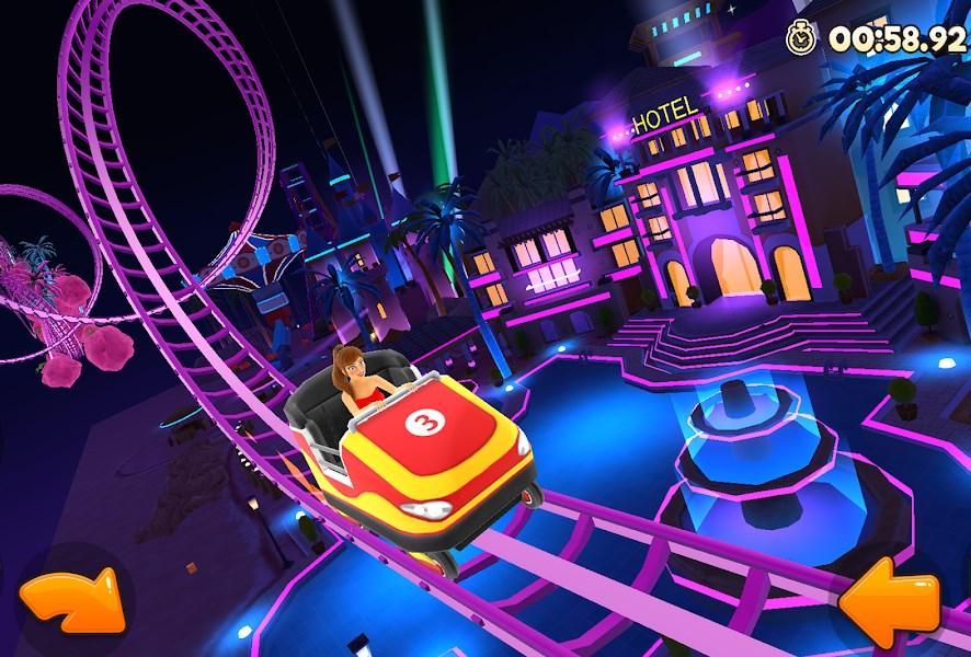العاب بنات سيارات 2021 لعبة Thrill Rush Theme Park الجديدة
